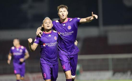 CLB Sài Gòn xin đăng cai vòng bảng AFC Cup