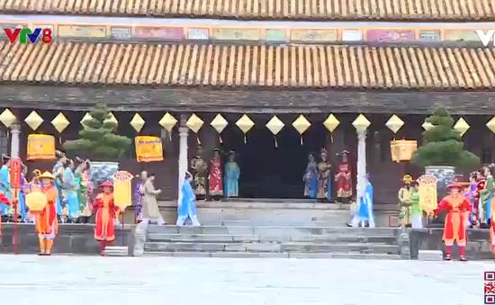 Tái hiện Lễ Tết Nguyên đán thời Nguyễn