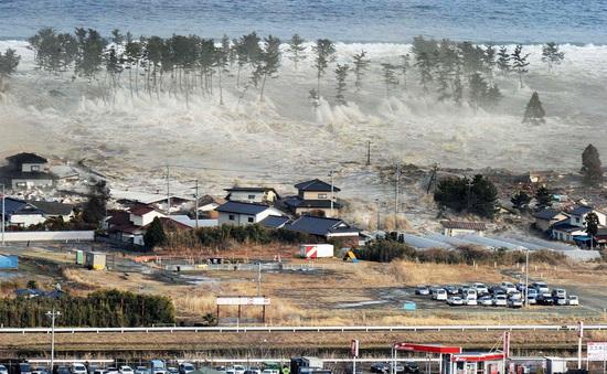 Nhật Bản sử dụng siêu máy tính và AI để cảnh báo sớm sóng thần
