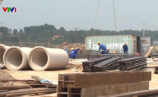 Đốc mặt bằng, siết chất lượng, đẩy nhanh tiến độ dự án cao tốc Bắc - Nam phía Đông