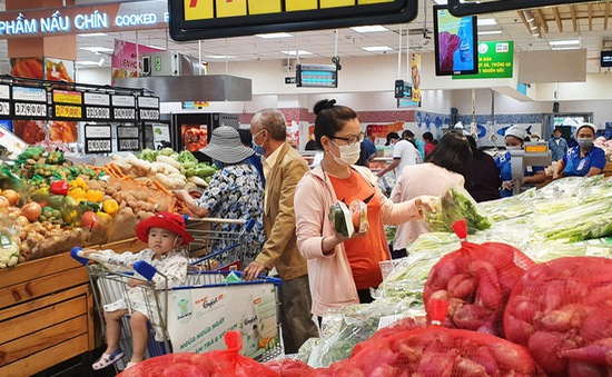 Sau Tết, chợ vắng, giá không tăng