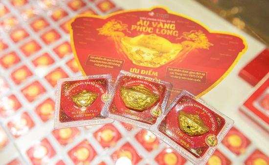 Ngày hội Vàng của DOJI hút khách hàng với trên 300.000 sản phẩm bán ra