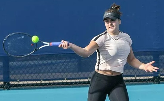 Bianca Andreescu tiếp tục phải nghỉ thi đấu dài hạn