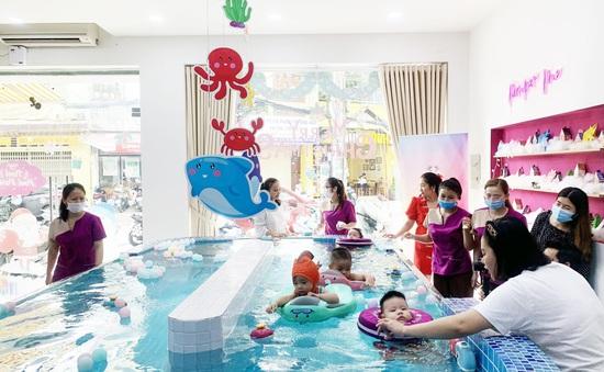 PamperMe nổi bật với dịch vụ bơi thủy liệu được nhiều người đón nhận