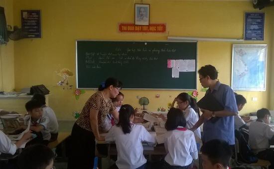 Đồng loạt tăng lương cho giáo viên các cấp từ 20/3