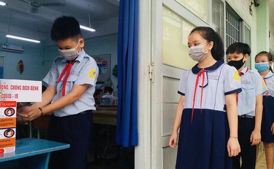 Học sinh TP Hồ Chí Minh dự kiến trở lại trường từ ngày 1/3