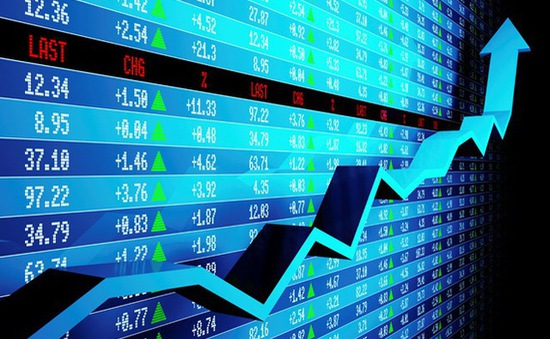 Sắc xanh bao phủ thị trường chứng khoán Việt