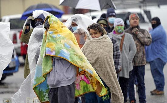 Mỹ: Hàng chục ca tử vong tại nhà vì sốc nhiệt do trời quá lạnh