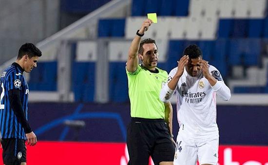 Real Madrid xem xét kháng cáo thẻ vàng của Casemiro