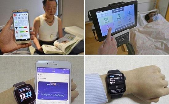 Nhật Bản: Giường bệnh thông minh, áo công nghệ cao hỗ trợ điều trị COVID-19