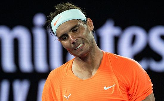 Rafael Nadal rút lui khỏi giải quần vợt Rotterdam mở rộng