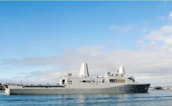 COVID-19 lại 'xâm nhập' 2 tàu sân bay của Mỹ