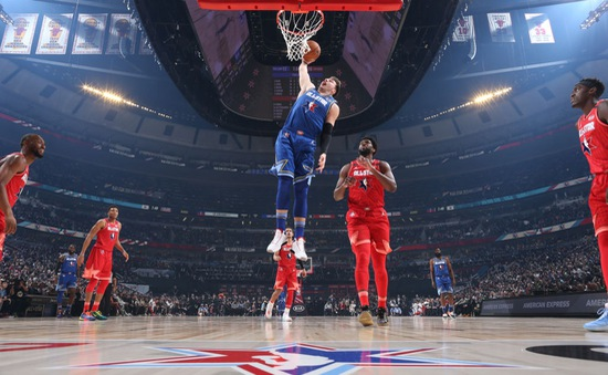 NBA đạt thỏa thuận sơ bộ về việc sẽ tổ chức All-star 2021
