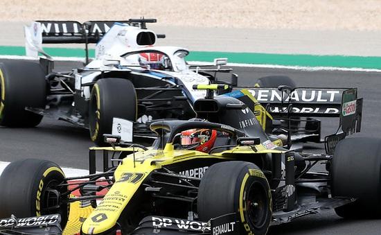 Renault đàm phán hợp đồng cung cấp động cơ cho Williams