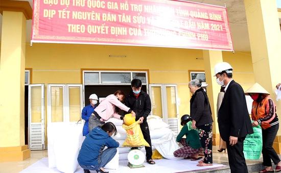 17 tỉnh đề nghị được hỗ trợ gạo