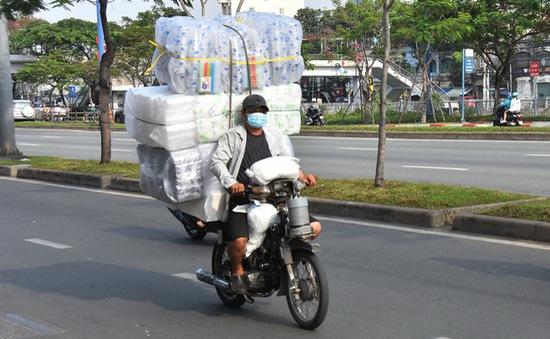 """TP Hồ Chí Minh xây dựng lộ trình """"khai tử"""" xe máy cũ"""