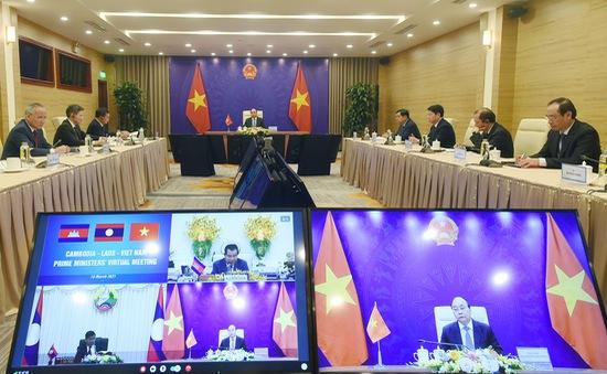 Tình hữu nghị Campuchia - Lào - Việt Nam là tài sản vô giá