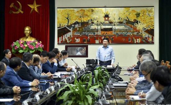 2 nhân sự Bộ Ngoại giao được giới thiệu ứng cử đại biểu Quốc hội khóa XV với tỷ lệ ủng hộ 100%