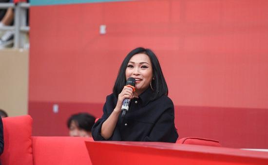 """Ca sĩ Phương Thanh ngỡ ngàng trước tài năng sinh viên trong trận Chung kết bảng C """"SV 2020"""""""