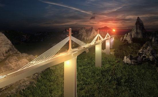 Chốt chọn phương án kiến trúc cao tốc Đồng Đăng - Trà Lĩnh
