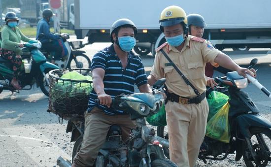 Hàng loạt xe cà tàng, xe cũ nát bắt đầu bị xử phạt