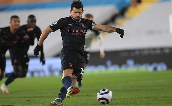 Sergio Aguero sắp trở thành đồng đội của Messi ở Barcelona