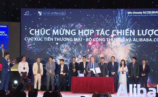 Alibaba.com cam kết hỗ trợ 10.000 doanh nghiệp Việt