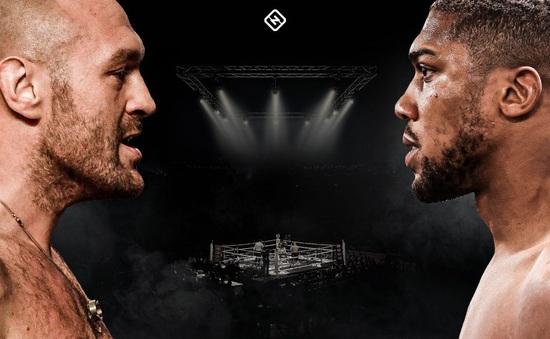 Tyson Fury và Anthony Joshua sẽ có trận boxing đắt nhất lịch sử