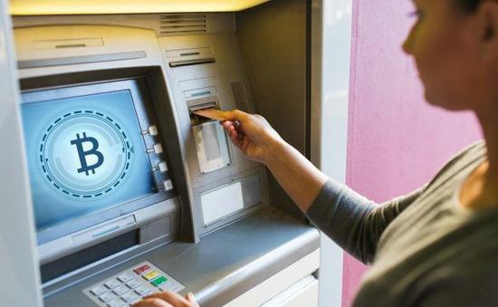 """Nước Mỹ """"phát sốt"""" với ATM Bitcoin"""