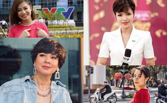 Điểm danh những MC tóc ngắn cực trẻ trung ở VTV