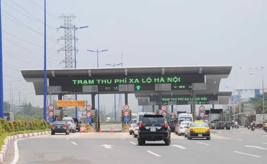 Giảm phí đường bộ cho người dân dọc xa lộ Hà Nội