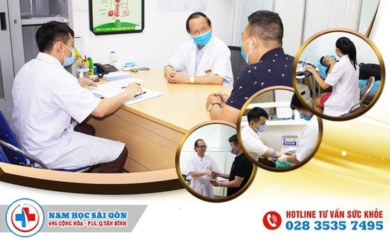 Địa chỉ khám nam khoa nào tốt ở thành phố Hồ Chí Minh?