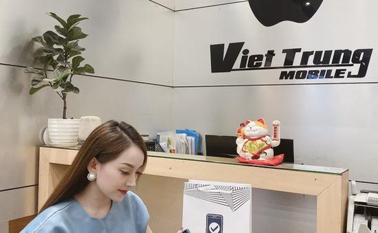 Việt Trung Mobile - Địa chỉ tin cậy cho tín đồ của thương hiệu Apple