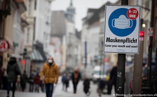 Chính phủ Đức dự định kéo dài hạn chế đến tháng 4