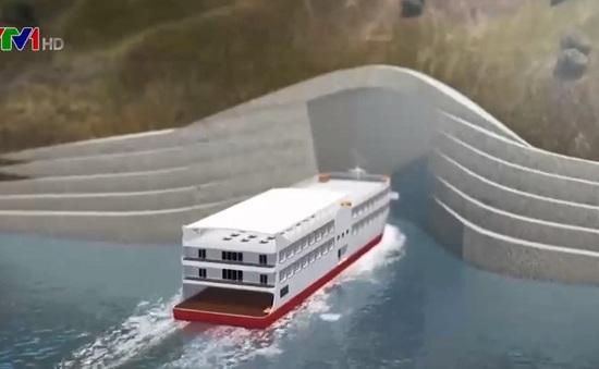 Đường hầm tàu thủy: Đường hầm tàu thủy đầu tiên trên thế giới | VTV.VN