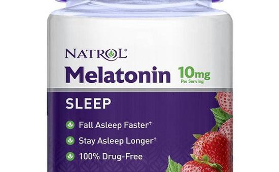Sản phẩm hỗ trợ ngủ không kê đơn melatonin có an toàn cho trẻ em không?