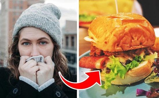 Lý do khoa học và giải pháp cho việc tăng cân vào mùa đông
