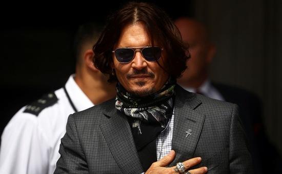 Johnny Depp không còn cơ hội kháng cáo