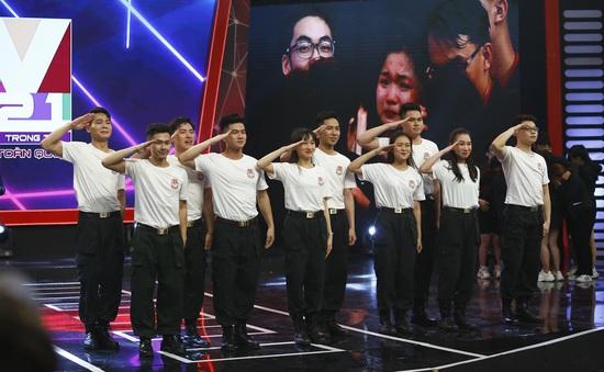 Đại tướng Tô Lâm gửi thư khen đội tuyển Học viện Cảnh sát nhân dân đạt Quán quân SV 2020