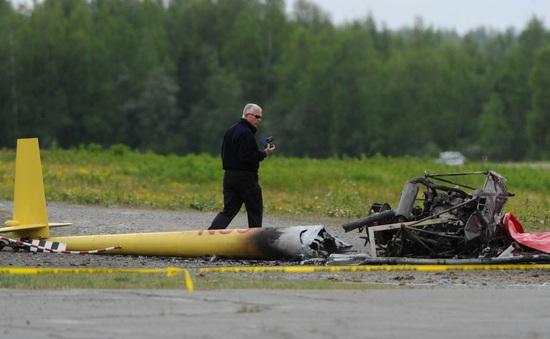 Rơi máy bay trực thăng ở Alaska (Mỹ), 5 người thiệt mạng