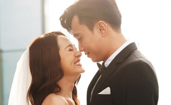"""Hé lộ ảnh cưới của Bảo Anh – Quốc Trường trong ''Bẫy ngọt ngào"""""""
