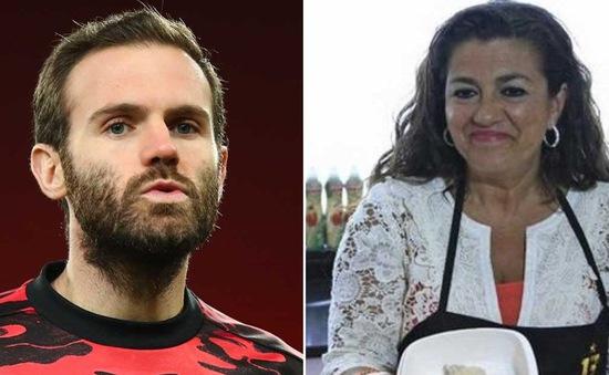 Mẹ của Juan Mata qua đời