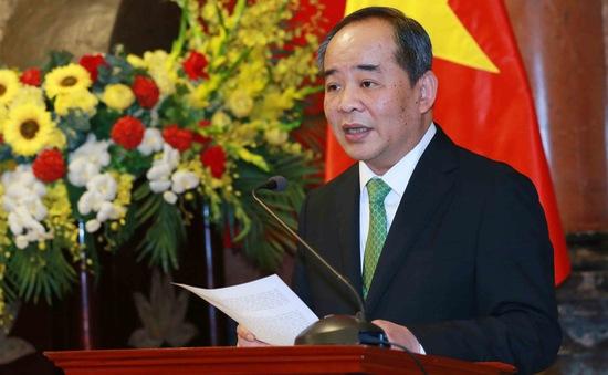 Quá trình công tác của Chủ nhiệm Văn phòng Chủ tịch nước Lê Khánh Hải