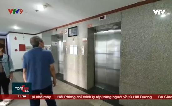 Ban quản trị 'giam' nhà cư dân