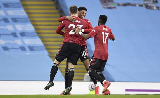 [KT] Man City 0-2 Man Utd: 3 điểm xứng đáng