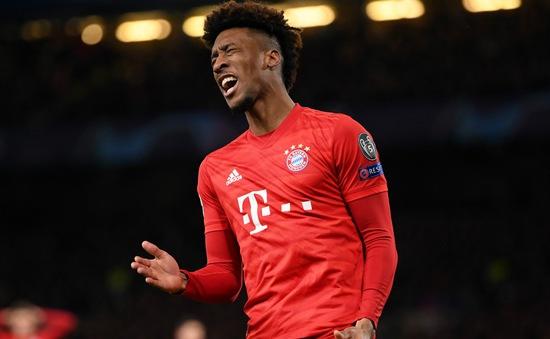 Kingsley Coman từ chối hợp đồng mới từ Bayern Munich