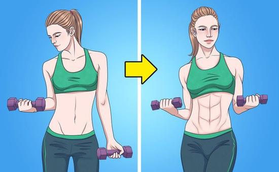 Lợi ích không ngờ khi tập thể dục trước khi đi ngủ