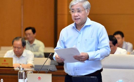 Tóm tắt tiểu sử tân Chủ tịch UBTƯ Mặt trận Tổ quốc Việt Nam Đỗ Văn Chiến