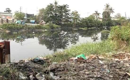Hơn 8.000 tỷ đồng cải tạo tuyến kênh ô nhiễm bậc nhất ở TP Hồ Chí Minh