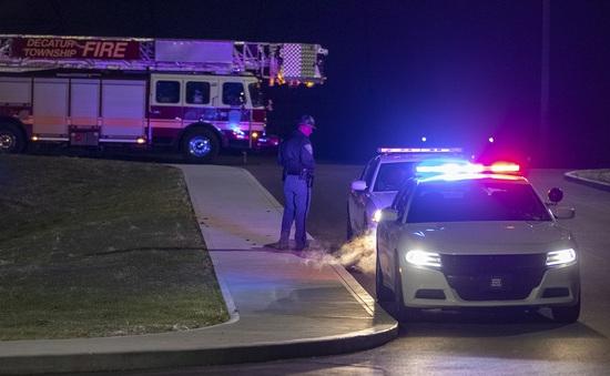 Xả súng hàng loạt tại cơ sở FedEx ở Indianapolis (Mỹ) khiến nhiều người thương vong